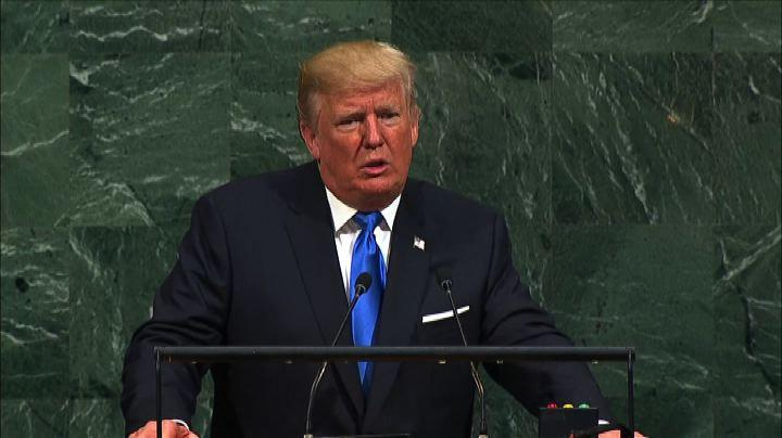 "Trump all'Onu: ""Prima gli Usa. Pronti a distruggere Nordcorea"""